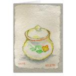 Sugar Bowl Watercolor