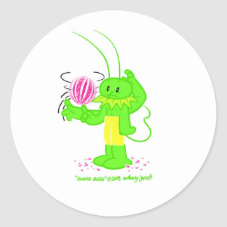 Sugar Bug 1 no title Sticker
