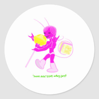 Sugar Bug 2 no logo Sticker