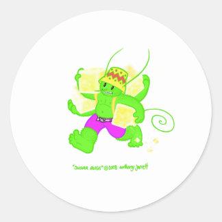 Sugar bug 4 no logo Sticker
