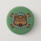 Sugar Cat Pirate 6 Cm Round Badge