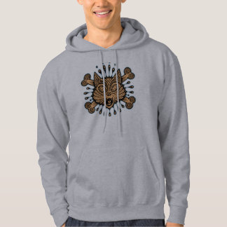 Sugar Cat Pirate Hooded Pullover