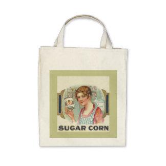 Sugar Corn Tote Bags