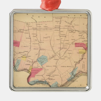 Sugar Creek Township Christmas Ornament