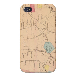 Sugar Creek Township iPhone 4/4S Cover