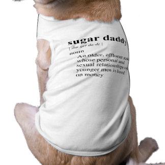 SUGAR DADDY PET CLOTHING