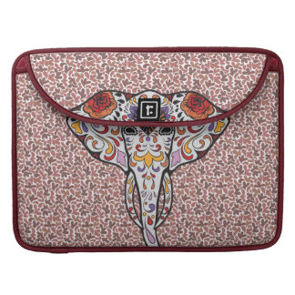 Sugar Elephant macbook sleeve