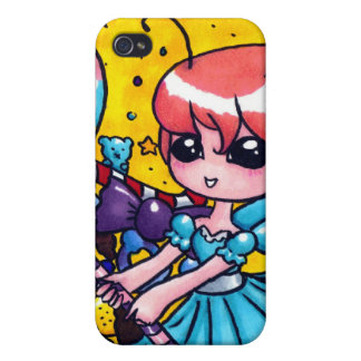 Sugar fairy iPhone 4/4S cover