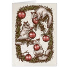 Sugar Glider Christmas Card