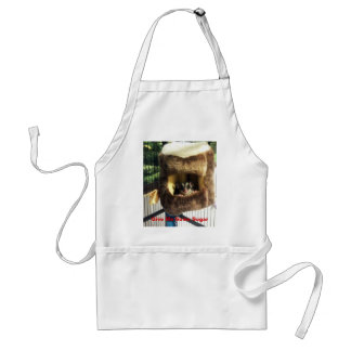 Sugar Glider in Furry Tree Truck Hanging Bed Standard Apron