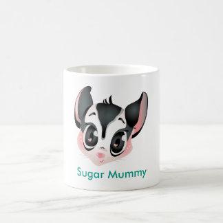Sugar Glider Mummy Cup/Mug Coffee Mug