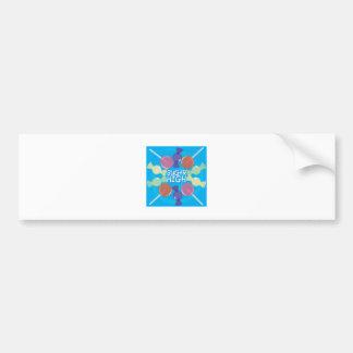 Sugar High Bumper Stickers