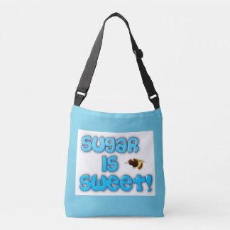 Sugar is sweet crossbody bag