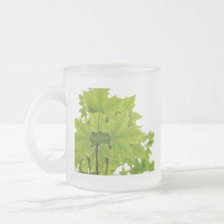 Sugar Maple Leaves Mug