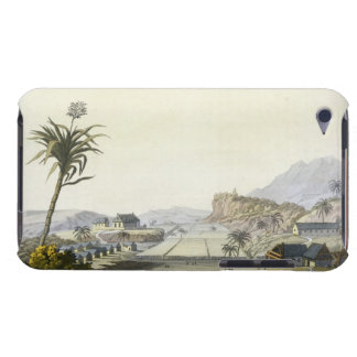 Sugar Plantation, Antilles (colour engraving) Case-Mate iPod Touch Case