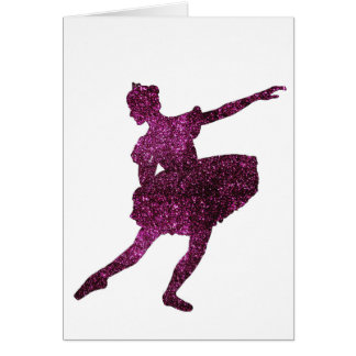 Sugar Plum Fairy Card