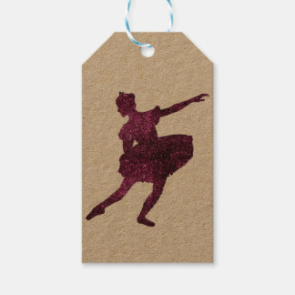 Sugar Plum Fairy customisable Gift Tags