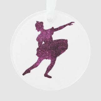 Sugar Plum Fairy double-sided Ornament