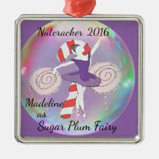 Sugar Plum Fairy Ornament