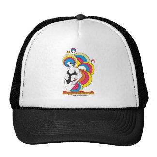 Sugar Shack Afro Mesh Hats