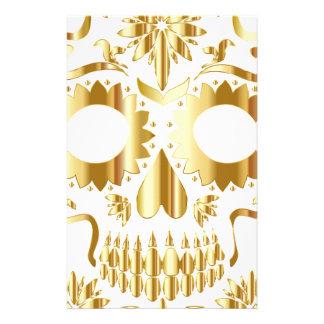 sugar-skull-1782019 stationery