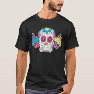 Sugar Skull and Cupcakes T-Shirt
