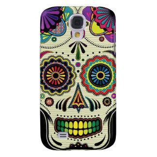 Sugar Skull Art 3G/3GS  Galaxy S4 Case