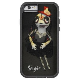 Sugar Skull Art Doll Sugar Iphone Case