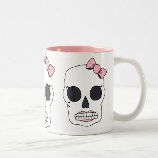 Sugar Skull Betty Mug