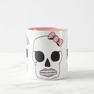 Sugar Skull Betty Mug