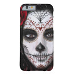 Sugar Skull by Mike Morgan Designs Barely There iPhone 6 Case