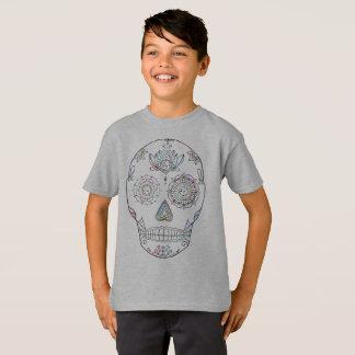 Sugar Skull Candied Halloween T-Shirt