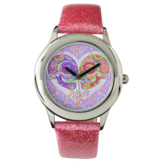 Sugar Skull Couple Watch - Day of the Dead