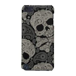 Sugar Skull Crossbones Pattern iPod Touch Case