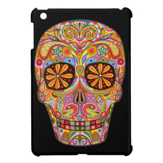 Sugar Skull Day of the Dead iPad Mini Case