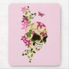 Sugar Skull [Día de Muertos] Mouse Mat