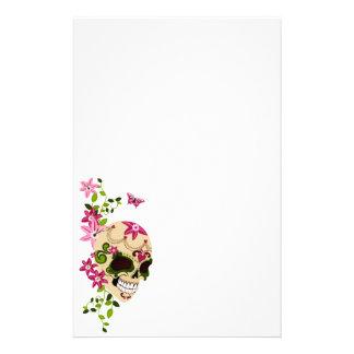 Sugar Skull [Día de Muertos] Stationery
