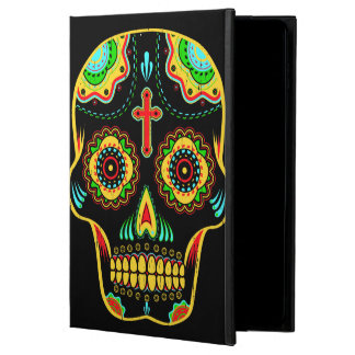 Sugar skull full color powis iPad air 2 case