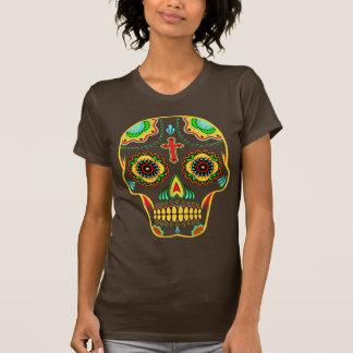 Sugar skull full color T-Shirt