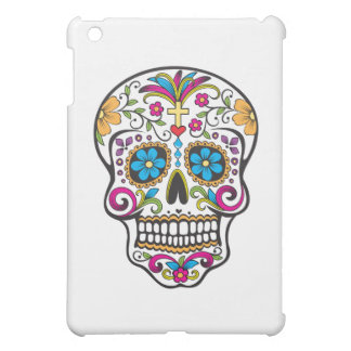 Sugar Skull iPad Mini Cases