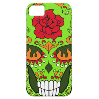 Sugar skull iPhone 5/5S covers