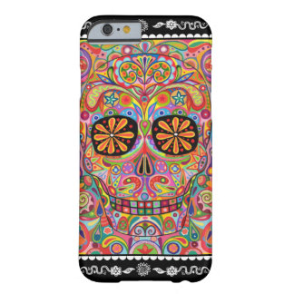Sugar Skull iPhone 6 case