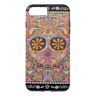 Sugar Skull iPhone 7 Plus Case