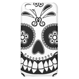 Sugar Skull iPhone 5C Case
