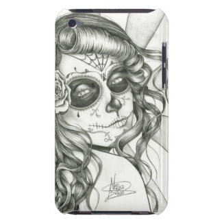 Sugar Skull iPod Touch 4th Generation Case iPod Touch Covers