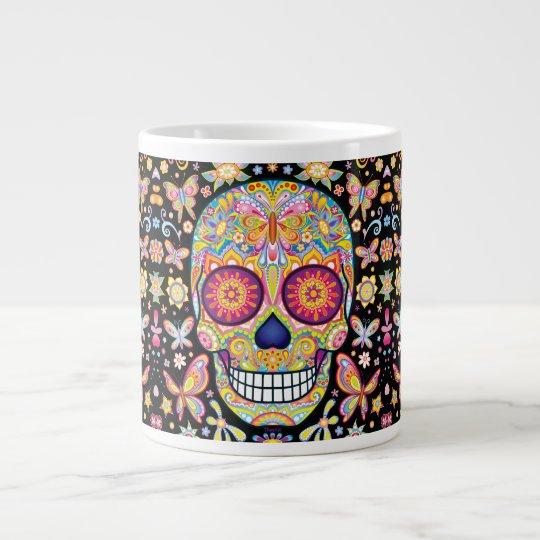 Sugar Skull Jumbo Mug - Day of the
