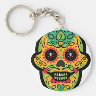 Sugar Skull Keychains