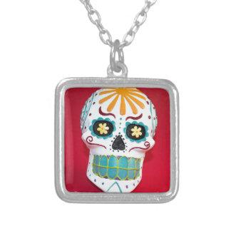 Sugar Skull Custom Necklace