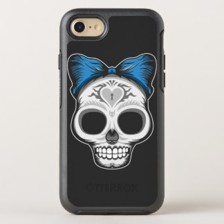 Sugar Skull OtterBox Symmetry iPhone 8/7 Case