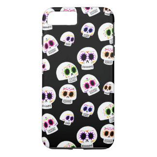 Sugar Skull Pattern Phone Case